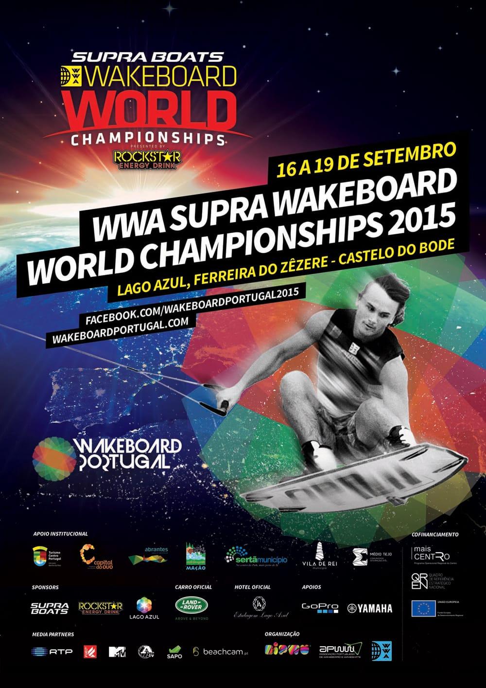 Wakeboard World Championships 2015